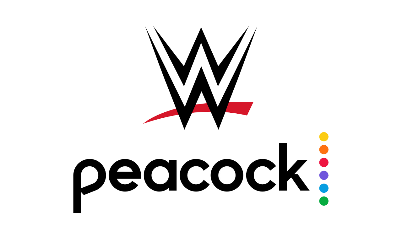 WWE Network NBC Peacock