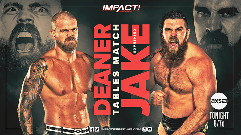 IMPACT Wrestling Cody Deaner Jake Something