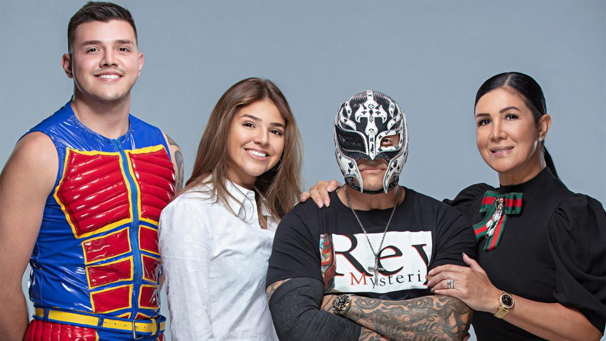 The Mysterio Family WWE