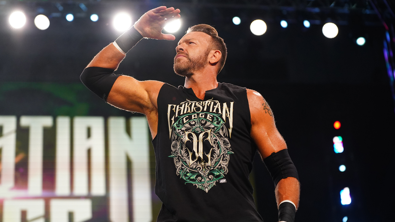 christian cage aew 1