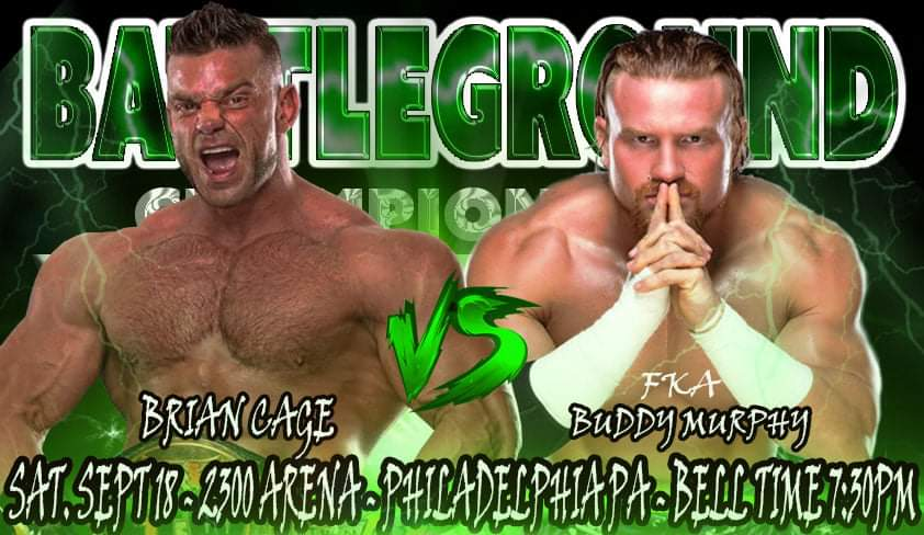 Murphy Brian Cage