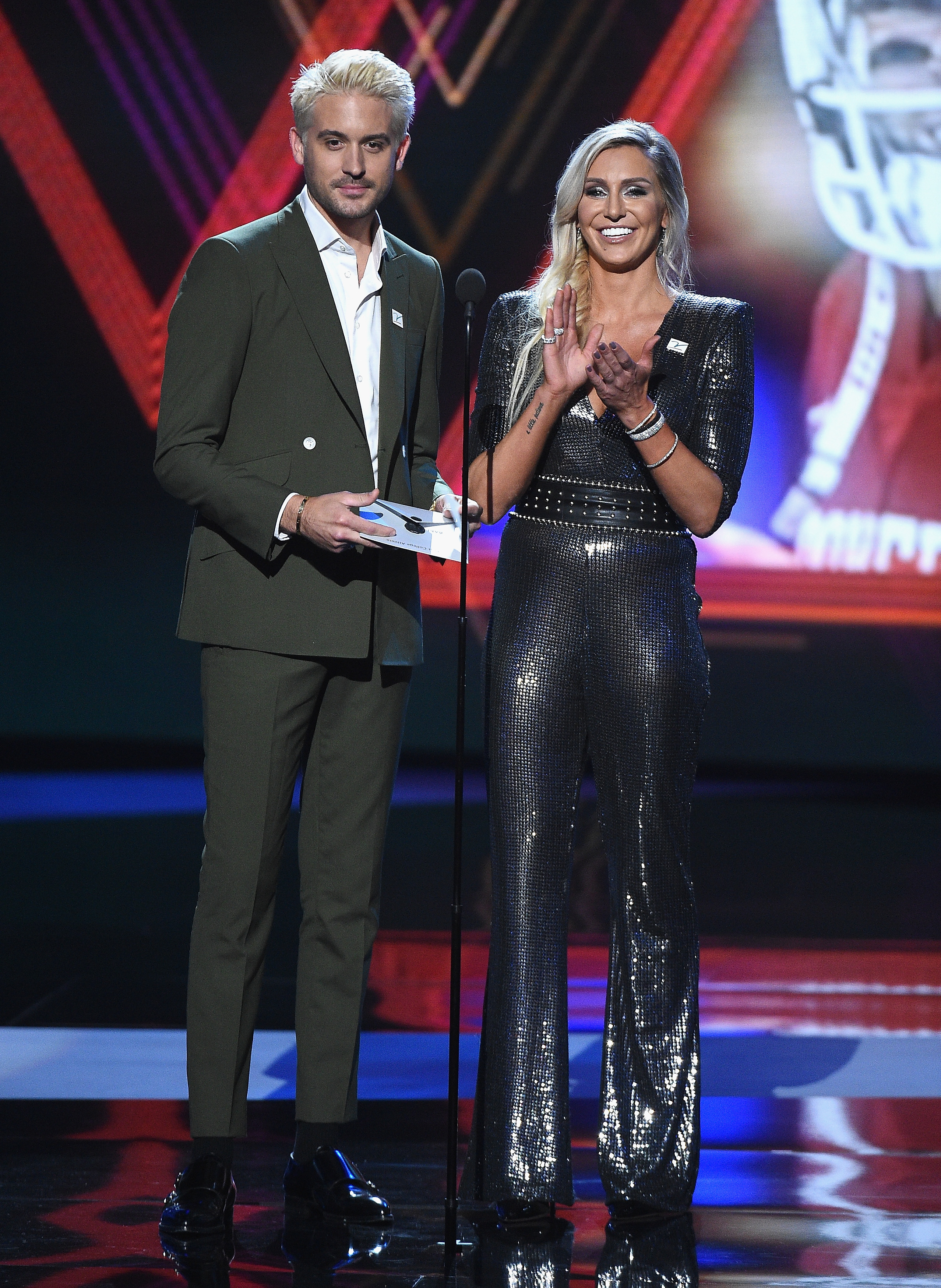Charlotte Flair @ The ESPYs
