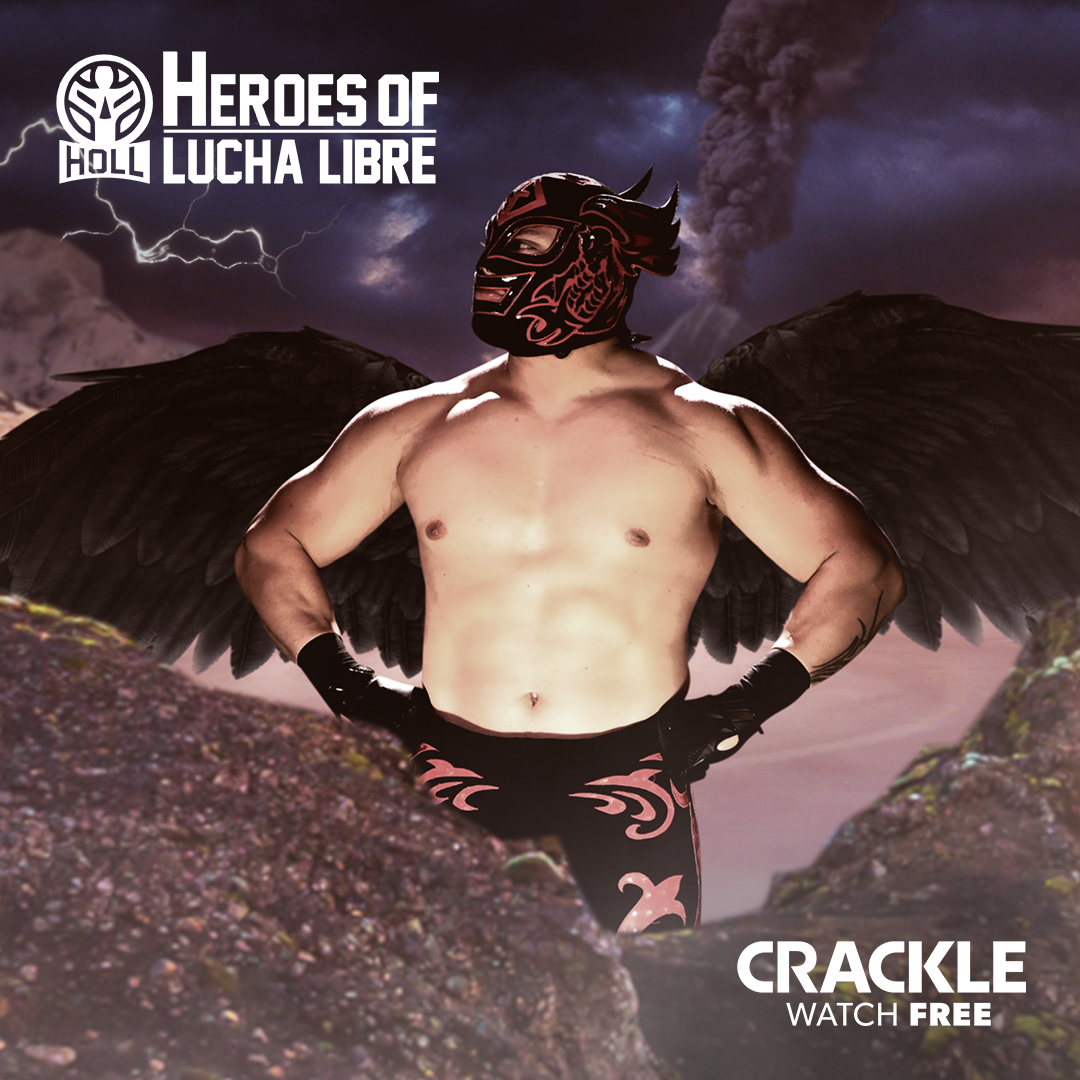 Heroes Of Lucha Libre