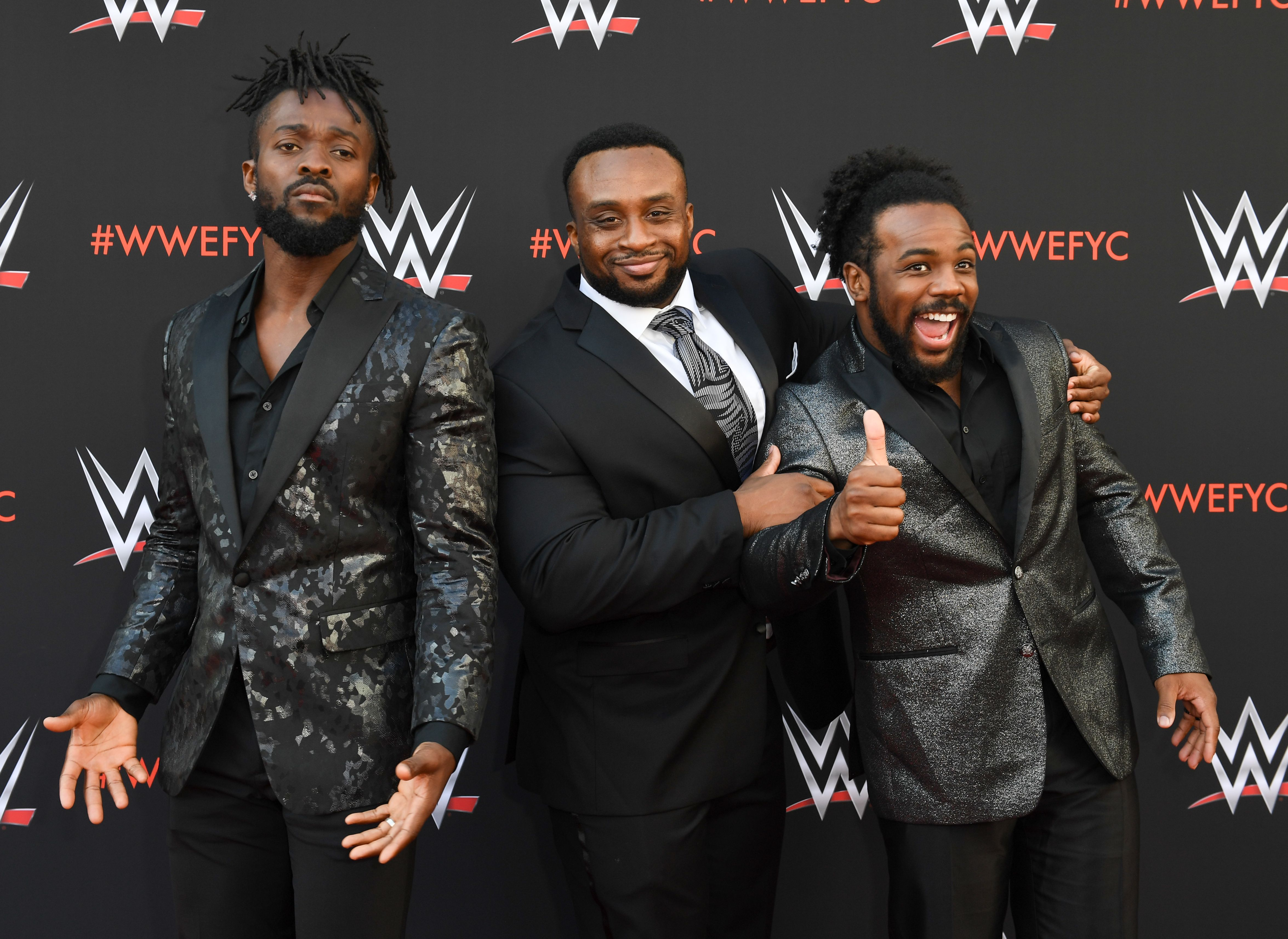 WWE For Your Consideration Red Carpet