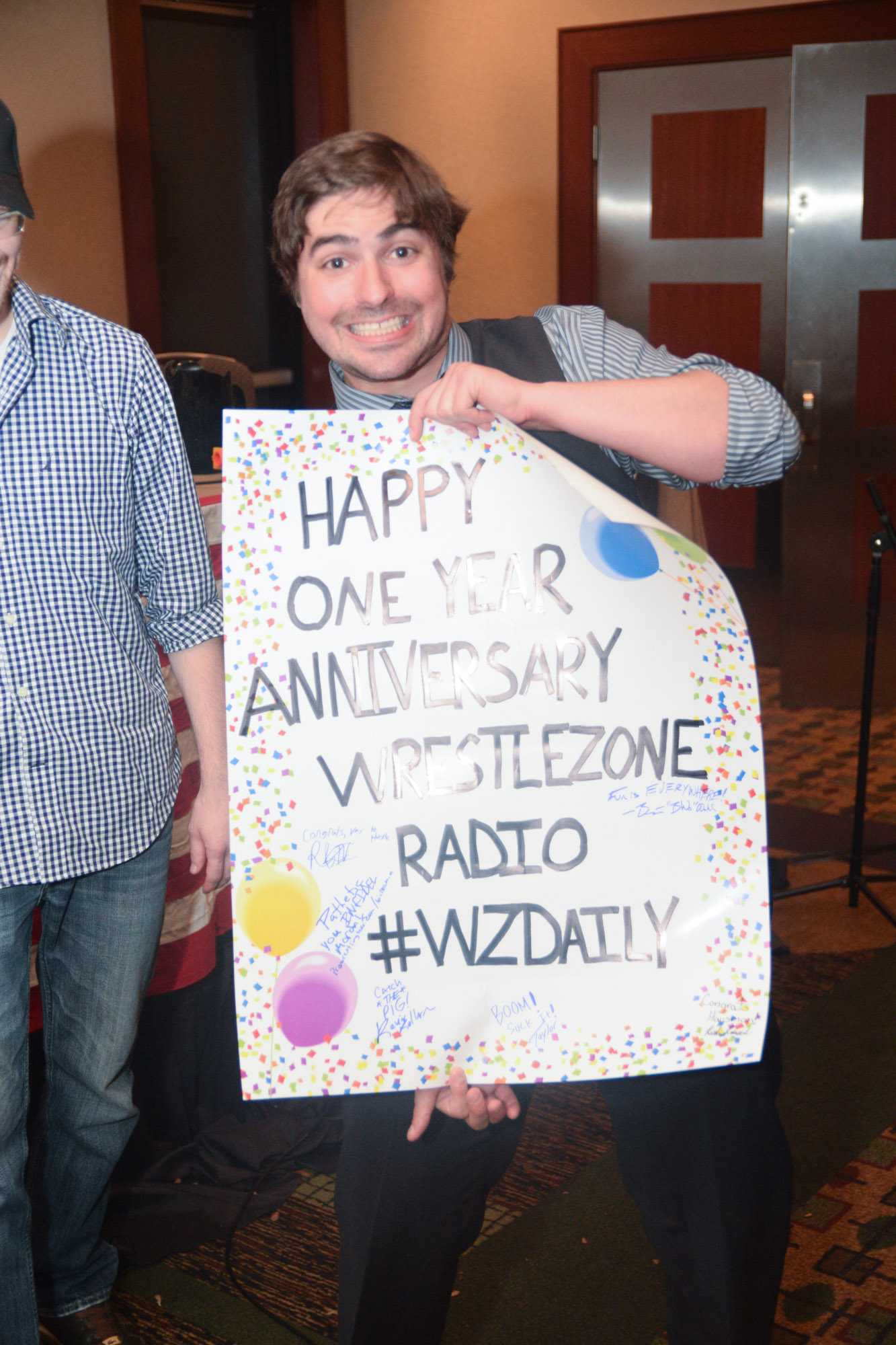 WZ Radio One Year Anniversary Party & Stage Show
